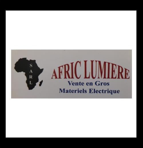 Logo Afric Lumière