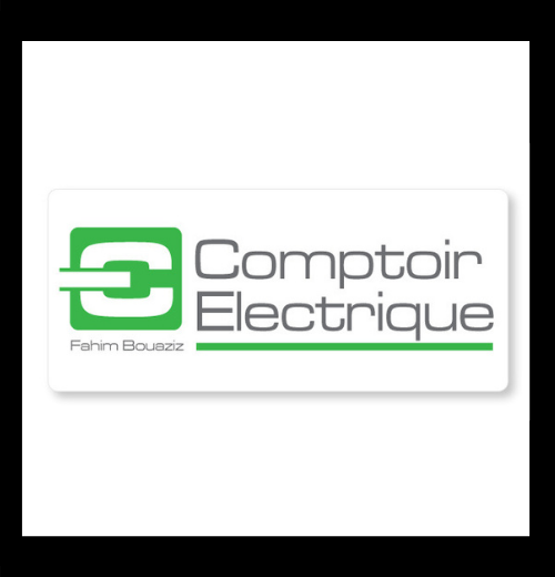 Logo bouaziz comptoir electrique msila