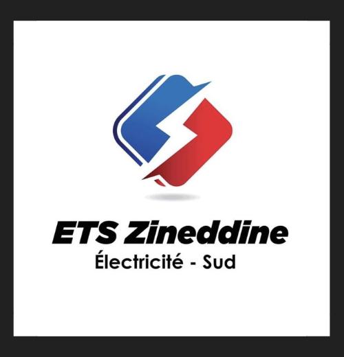 Logo Ets Zineddine
