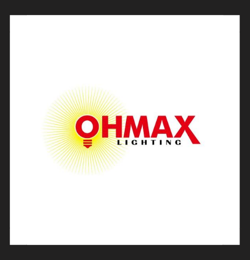 logo ohmax lighting