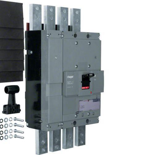 Interrupteur h3 hager Hcf991h