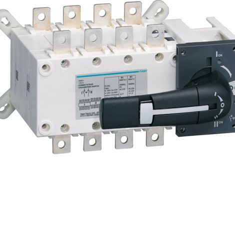 commutateur inverseur de source hager