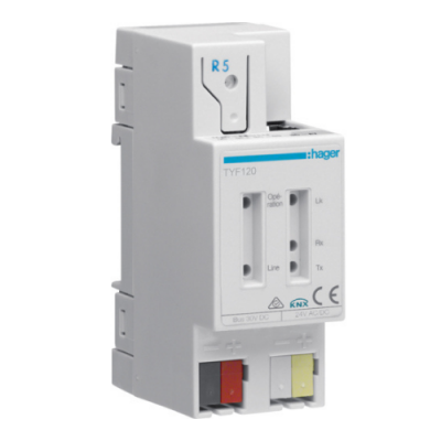 Interface IP KNX hager
