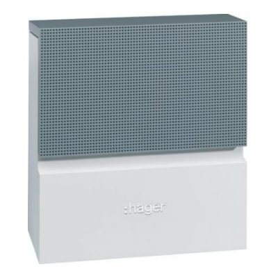 sirène d'alarme intérieure vocale sepio radio hager