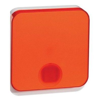 sirène extérieure vocale flash orange sepio radio hager