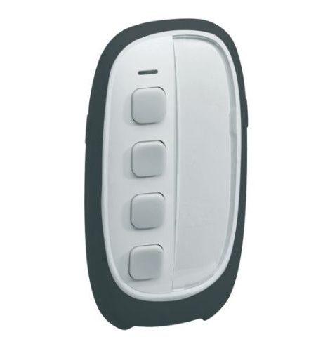 télécommande 4 touches 8 fonctions alarme sepio hager